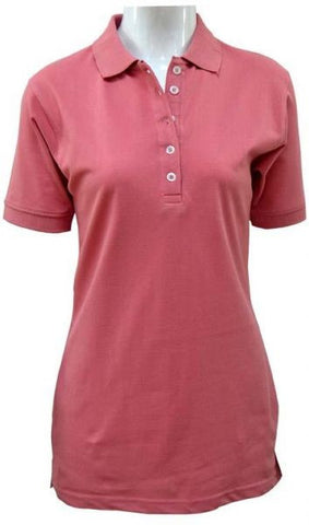 Reflex Lia58K06 Polo Shirt For Women , Pink