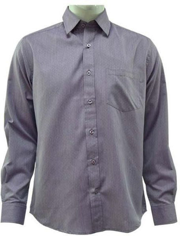 Reflex Mia72N06 Dress Shirt For Men , Purple