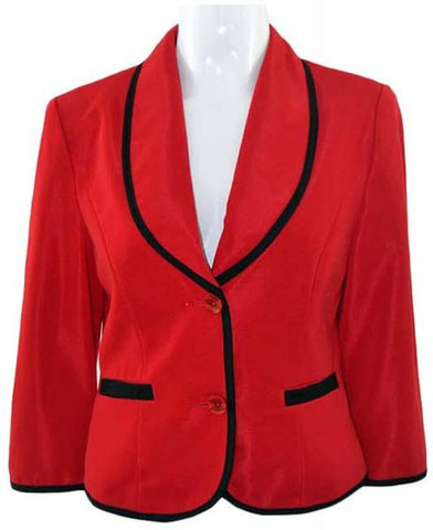 Reflex Blazer for Women , Red