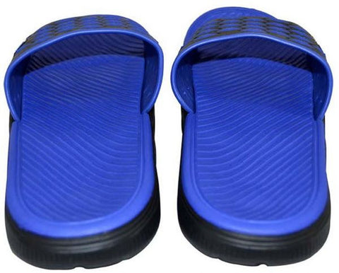 Reflex Slides for Men , Blue and Black