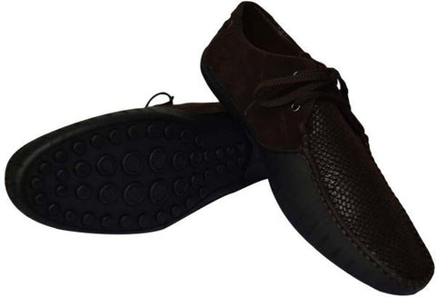 Reflex Oxfords for Men -  Dark Brown