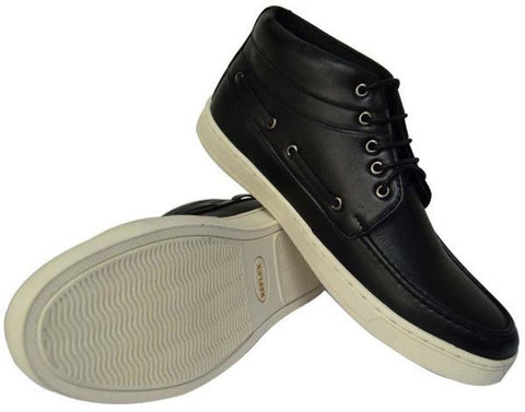 Reflex FGD57A Fashion Sneakers for Men , Black