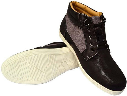 Reflex FGD58P Fashion Sneakers for Men , Dark Brown