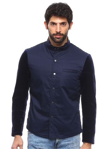 Jacket for Men 2012MGH52 - Blue