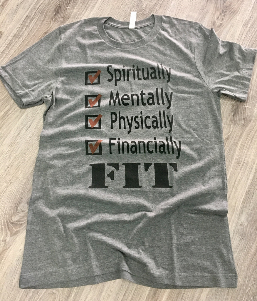 Spiritually Mentally Physically Financially FIT Heather Grey - Beyond Wynn