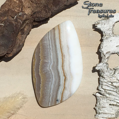 Arizona Onyx Chalcedony - Stone Treasures by the Lake