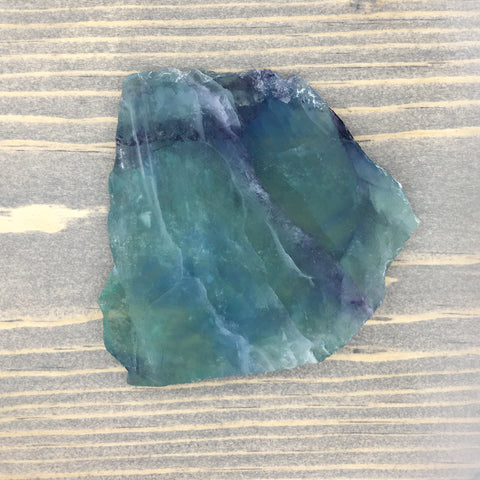 Fluorite - Stone Treasures by the Lake