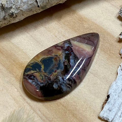 Butterfly Jasper - Stone Treasures by the Lake