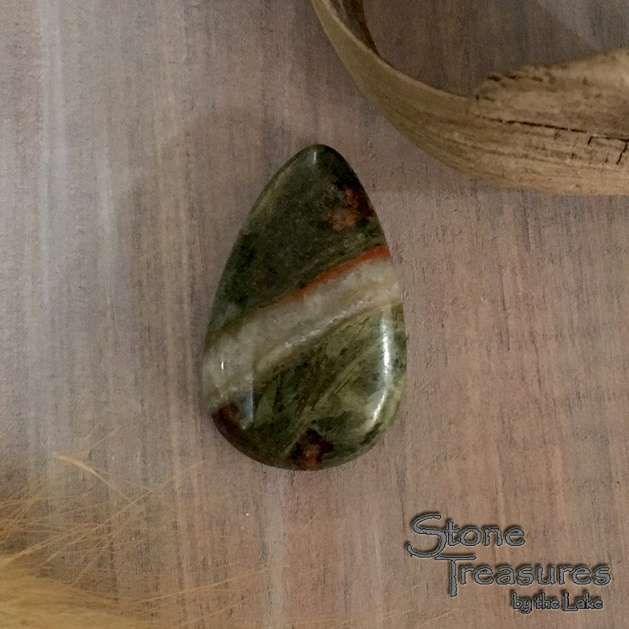 Serpentine - Stone Treasures by the Lake