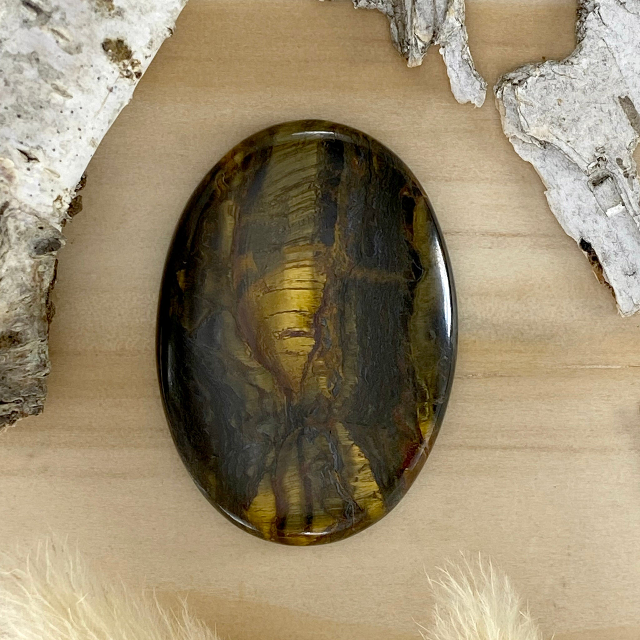 Marra Mamba Tiger Eye - Stone Treasures by the Lake