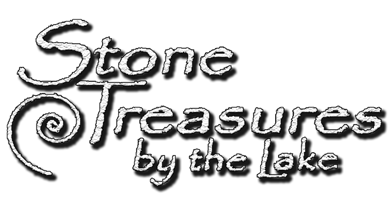 Stone Treasure by the Lake Logo