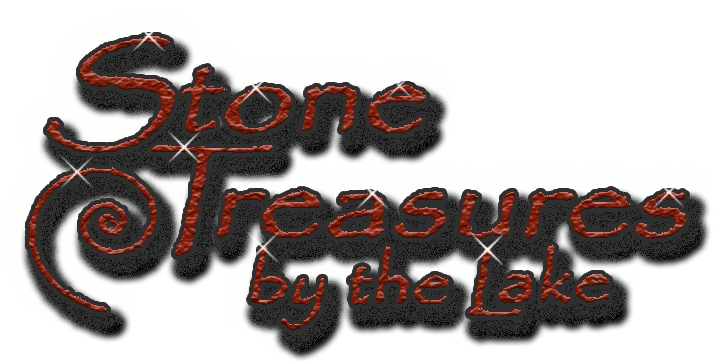 Stone Treasures by the Lake Logo