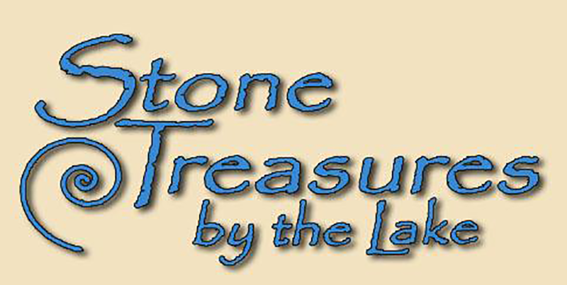 Stone Treasures by the Lake