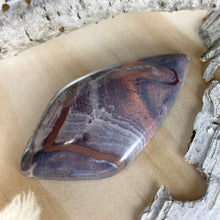 Load image into Gallery viewer, Porcelain Jasper Cabochon Front View II - Stone Treasures by the Lake
