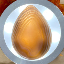 Load image into Gallery viewer, Botswana Agate Cabochon Front View IV - Stone Treasures by the Lake