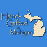 Handcrafted in Michigan Logo - Stone Treasures by the Lake
