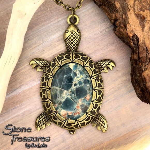 Apatite Necklace  | Stone Treasures by the Lake