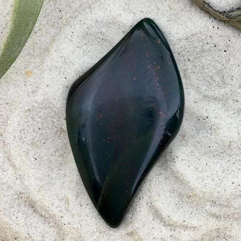 Bloodstone - Stone Treasures by the Lake
