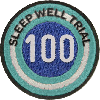 100 nights badge