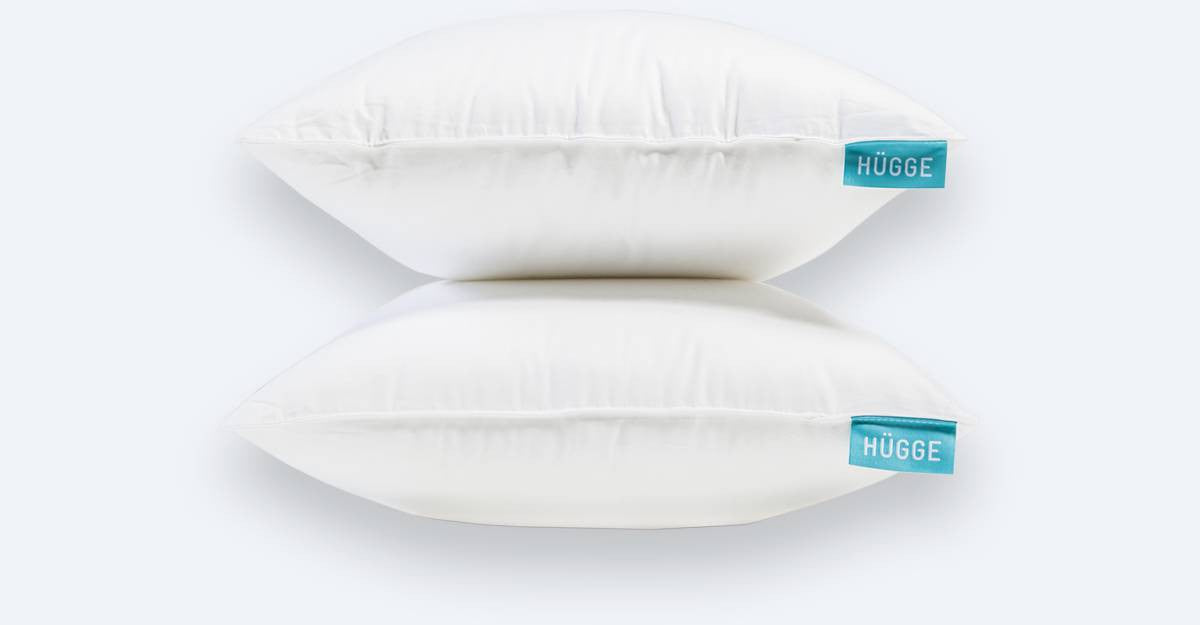 The Best Pillow For The Best Night S Sleep H 220 Gge