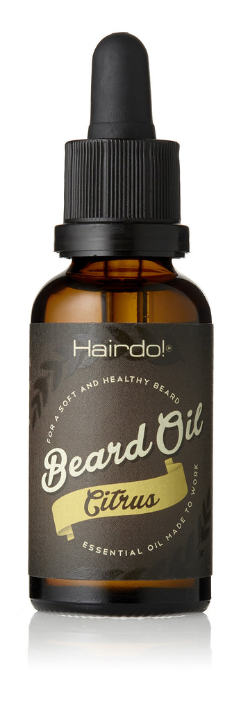 Beard Oil Citrus