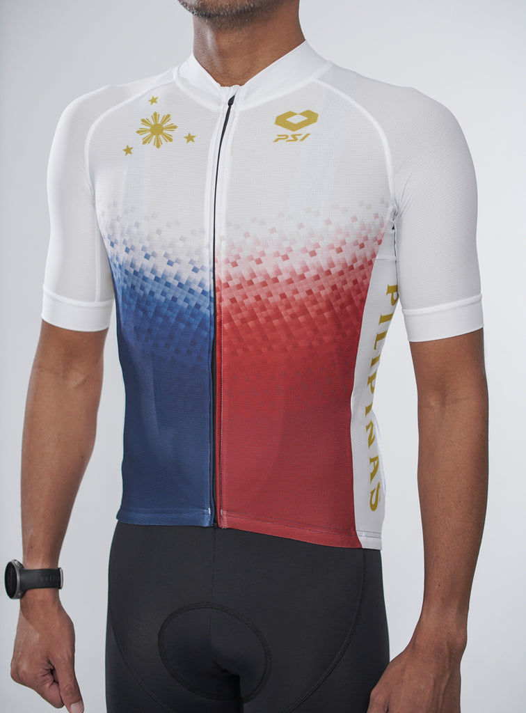 Philippine Flag Cycle Jersey