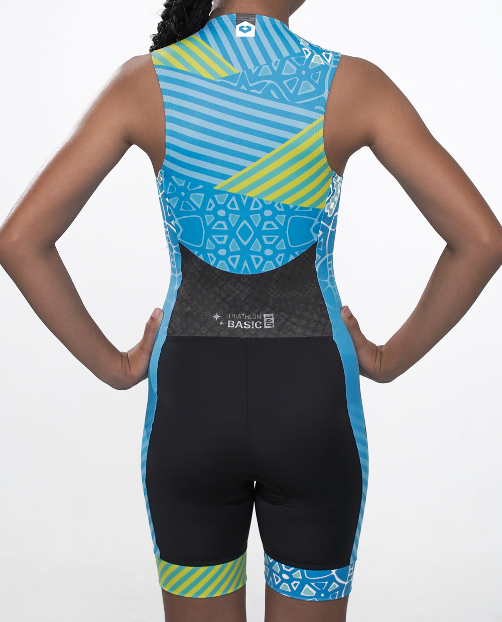 Youth Sleeveless Trisuit