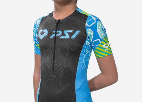 Youth Sleeved Trisuit