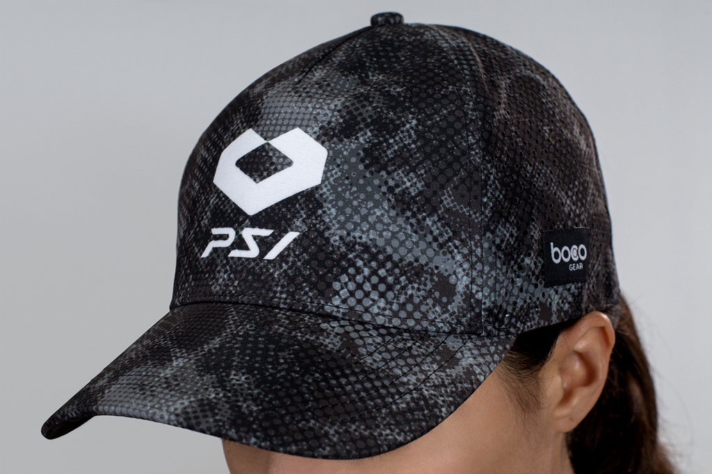 PSI Running Trucker Cap