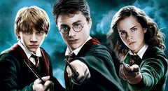 Harry Potter action figures and collectibles