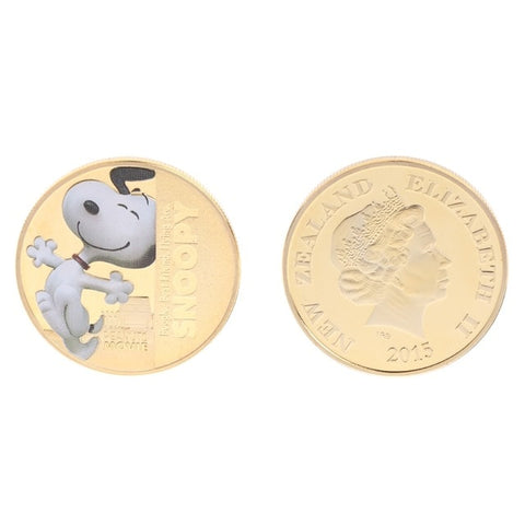 Snoopy 'The Peanuts Movie' Collectible Coin