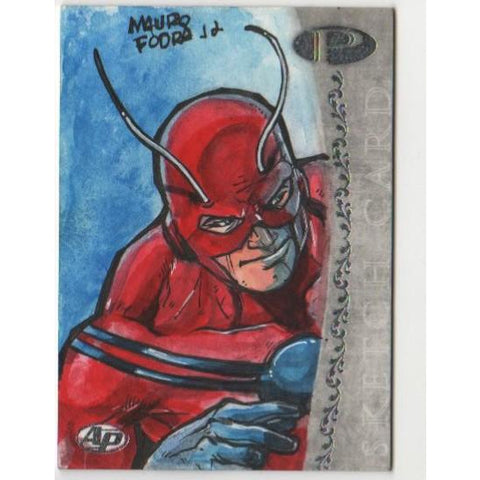 Marvel Premier 'Ant Man' artist proof sketch card