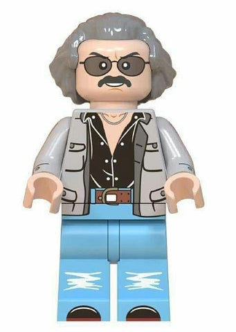 Building Blocks 'Stan Lee' minifigure