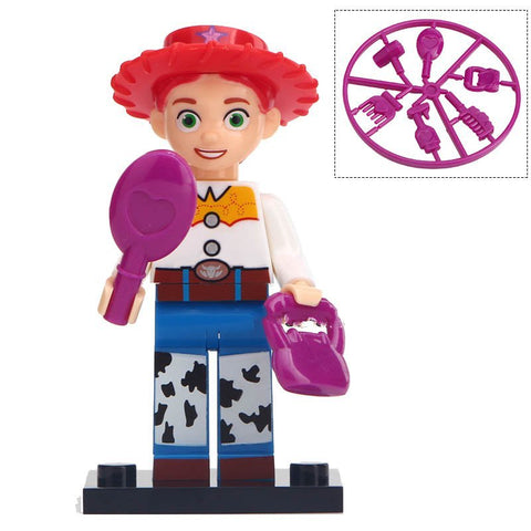Building Blocks Toy Story 'Jessie' minifigure