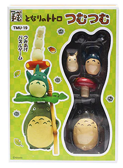 My Neighbour Totoro Studio Ghibli Totoro with Wood Spirits action figure