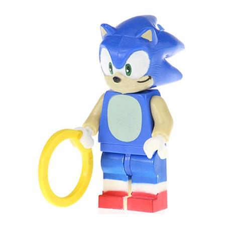 Building Blocks 'Sonic the Hedgehog' minifigure