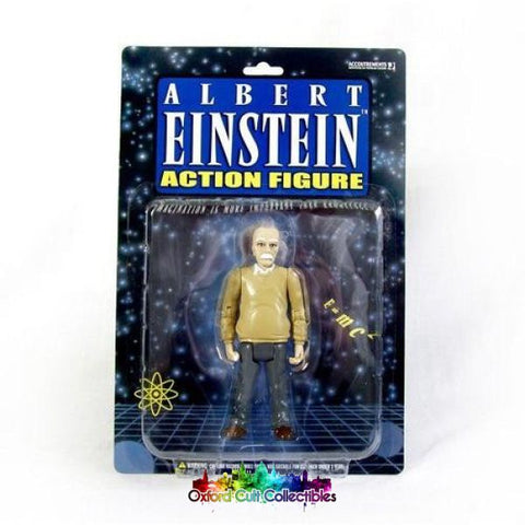 Albert Einstein Action Figure Figures