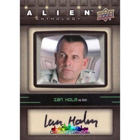 Alien Anthology Ash Authentic Autograph Card
