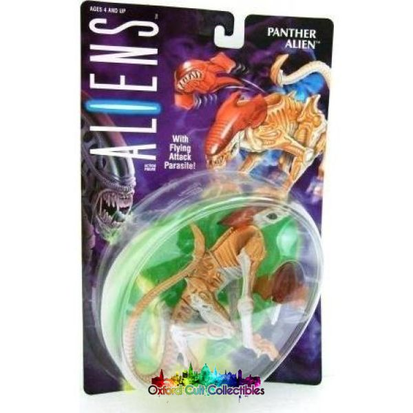 Aliens Panther Alien Action Figure