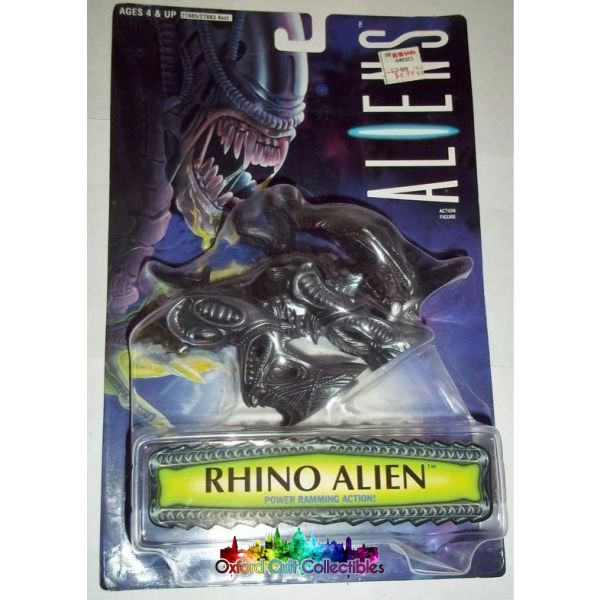 Aliens Rhino Alien Action Figure
