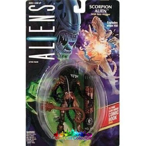 Aliens Scorpion Alien Action Figure