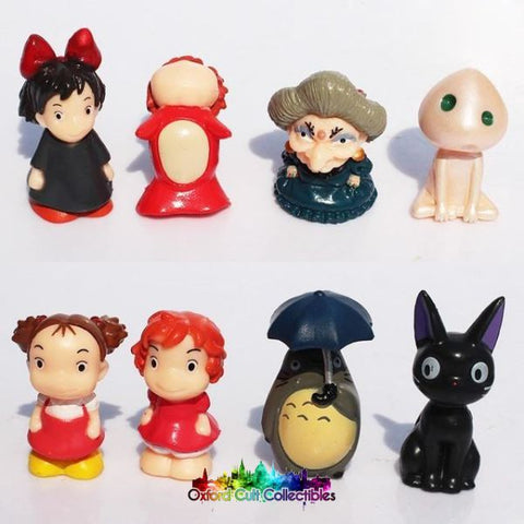 All Stars Studio Ghibli Mini Figurine Set
