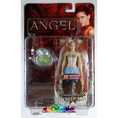 Angel Pylean Princess Cordelia Action Figure