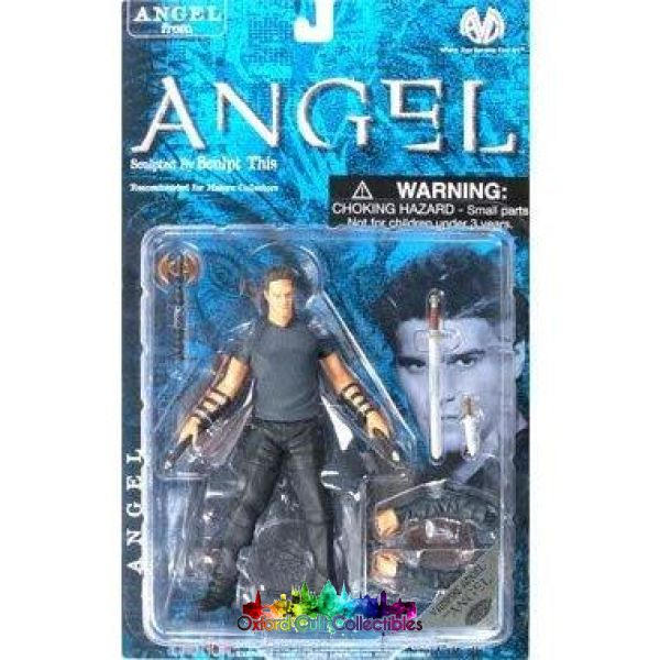 Angel Vampire Exclusive Action Figure