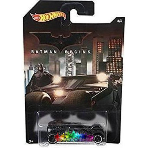 Batman Begins Batmobile