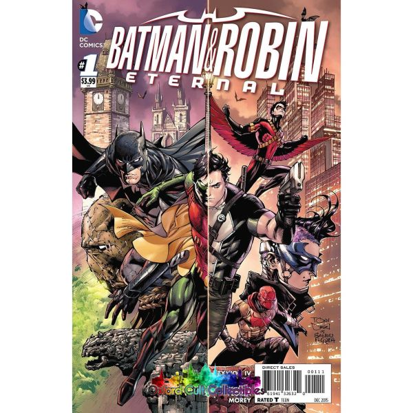 Batman & Robin Eternal #1-26 Dc Comics