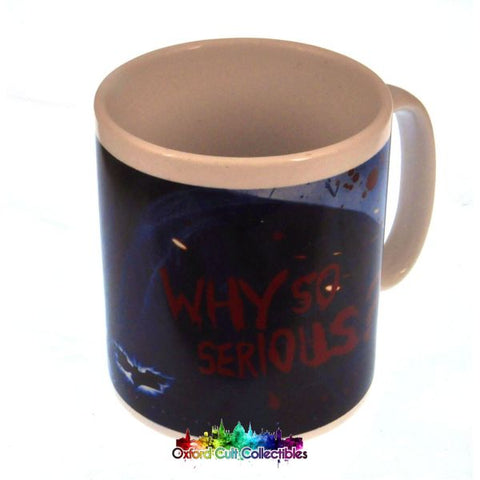 Batman The Dark Knight Why So Serious Mug