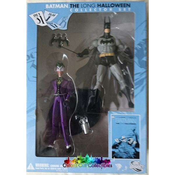 Batman The Long Halloween Action Figure Set