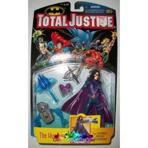 Batman Total Justice The Huntress Action Figure