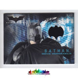 Batmans Cape Movie Memorabilia Costume Card